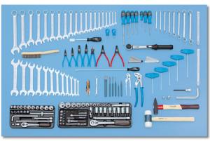 Werkzeugsortiment Hochdruckreiniger Reparatur
